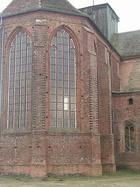 Kołbacz - prezbiterium od pn-wsch (2527)