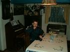 Wnętrze chaty rybackiej - paradna izba (2602)