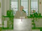 Przemawia prof. E. Breza
