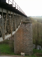 Żukowo. Most kolejowy (2748)